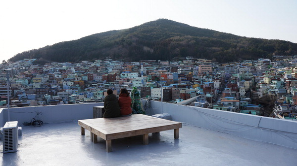 サムマイウェイ ロケ地 屋上 ソウル 釜山 撮影地