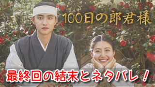 100日の郎君様 結末 ネタバレ 最終回 ラスト 日記 ハッピーエンド